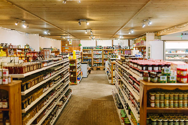 Royalty Free Convenience Store Interior Pictures, Images and Stock ...