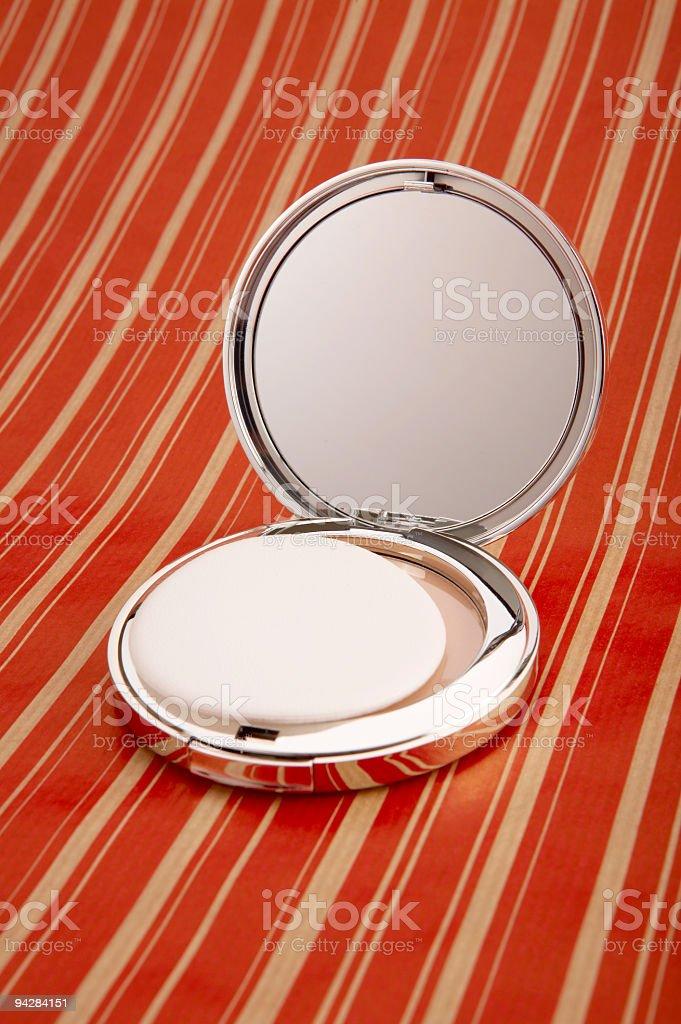 Small mirror royalty-free stock photo