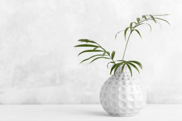 Kleine moderne Vase – Foto