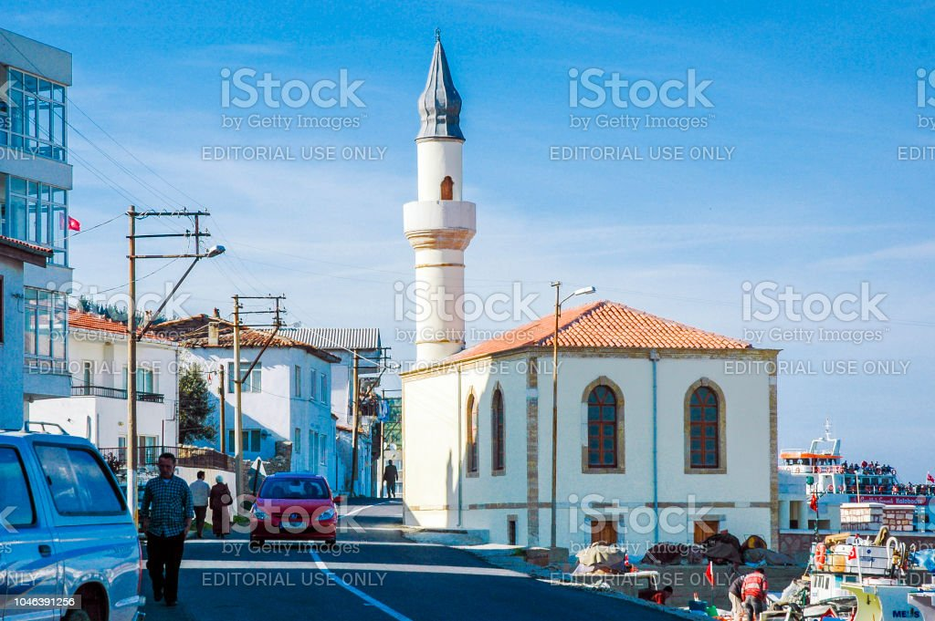 Petite mosquée dans le Village de Kilitbahir - Photo