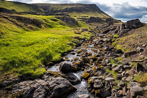Kleines mountain stream – Foto