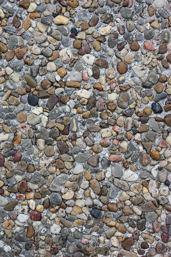 Small Multicolored Stones Stock Photo - Download Image Now