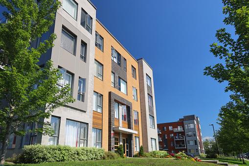 Small Multi-Condos Urban Building Block