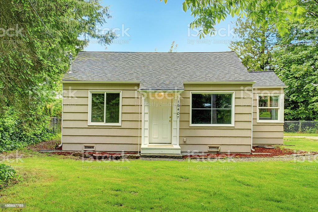 Small Old House Stock Photo Download Image Now Istock