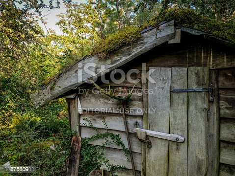 487881729 istock photo Norway - Bergen - Fjords - No Urban - Nordic - HD - Nature - Old House 1187580911