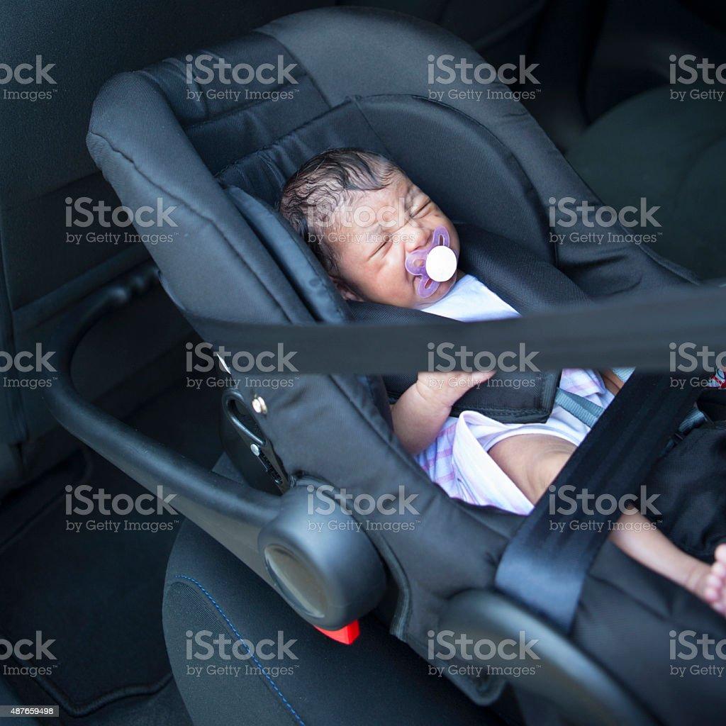 Pequeño de pasajeros - Foto de stock de 0-11 meses libre de derechos