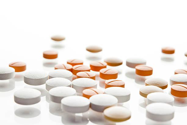 Pequeña pastillas - foto de stock