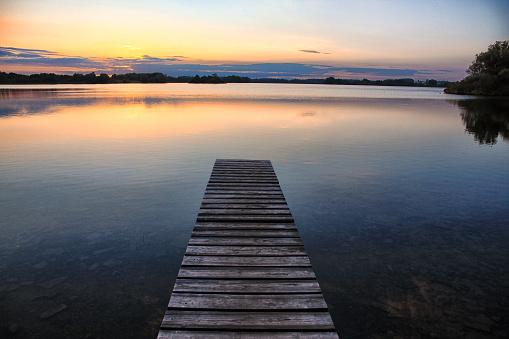 Small Plöner Lake
