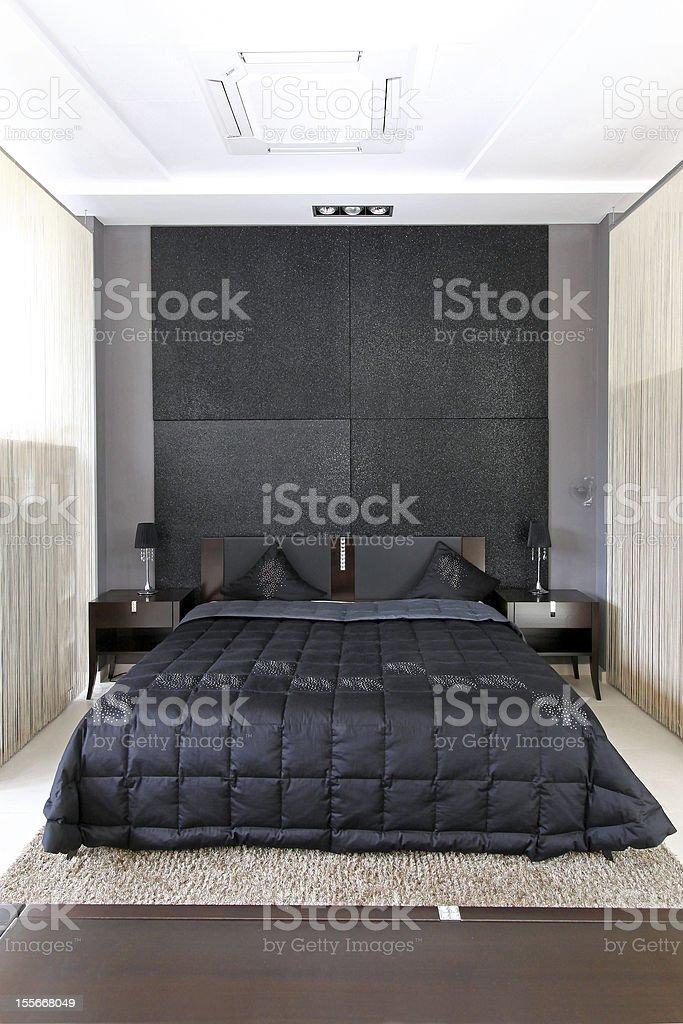 Camera di piccole dimensioni - Foto stock royalty-free di Camera da letto
