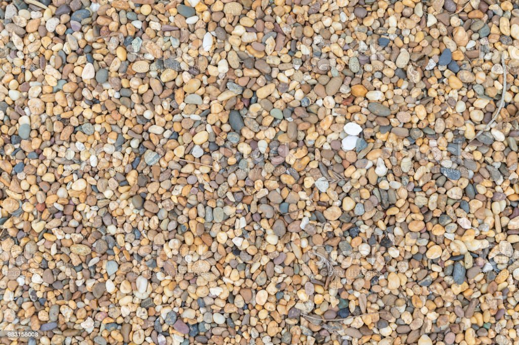 Verwonderlijk Kleine Stenen En Grind Textuur Achtergrond Stockfoto en meer LS-15