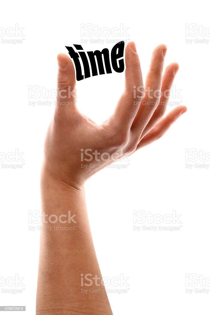Small time stock photo