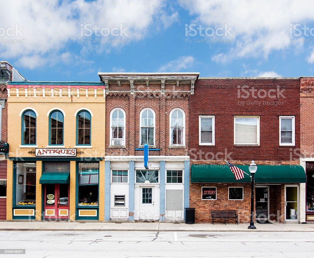 Kleine der Main Street – Foto