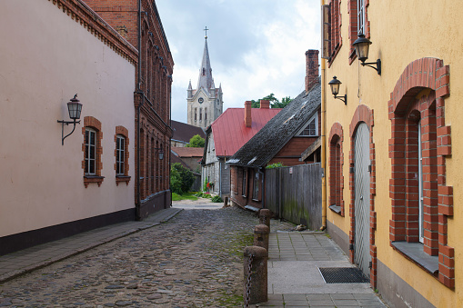 Small Town of Cesis