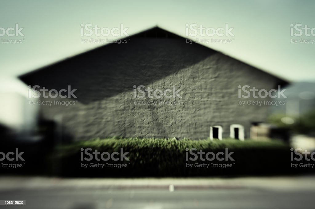 Small Town, USA - Series royalty-free stock photo