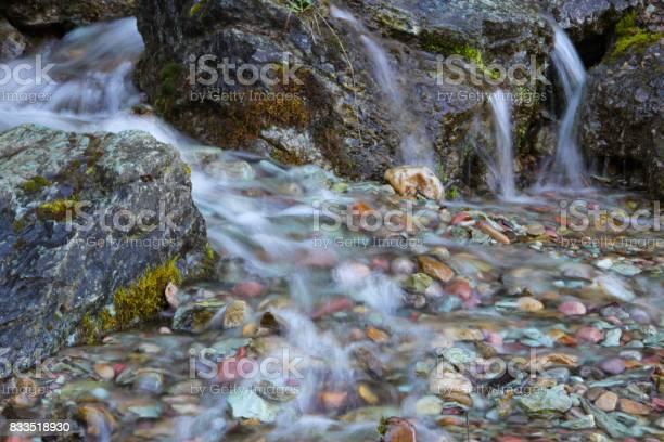 Photo of Small Trickling Waterfall