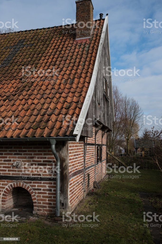 small village in germany royalty-free stock photo
