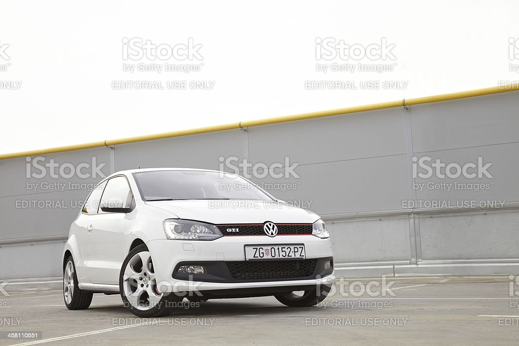 Kleine Volkswagen GTI – Foto