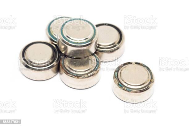 Small watch rusty batteries isolated on white background picture id883347804?b=1&k=6&m=883347804&s=612x612&h=j7nroxqjhmqtrpgz 7hdmfxazwfnkqrwreuxjtnll7m=