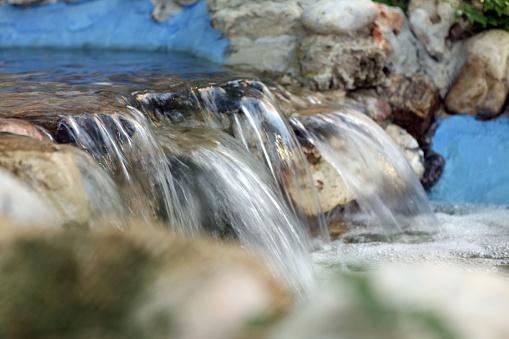 Small waterfal