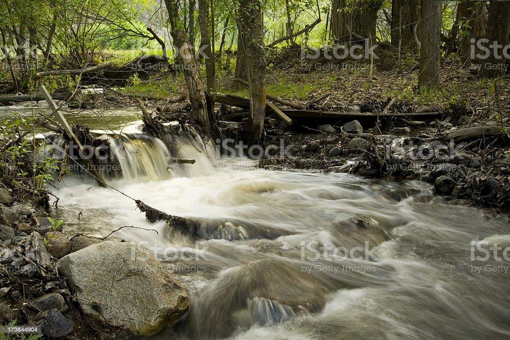 Kleiner Wasserfall – Foto
