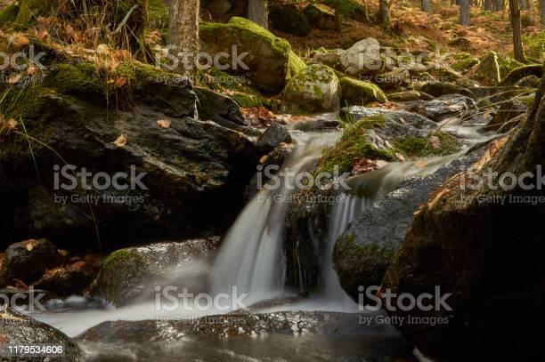 Small waterfalls in the sestil del mallo stream in the sierra de picture id1179534606?b=1&k=6&m=1179534606&s=612x612&h=ytnq2n9rfkw0vftqnvo 78b1udcqg4zjapy 3fgxice=