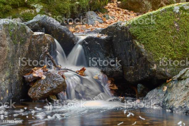 Small waterfalls in the sestil del mallo stream in the sierra de picture id1179534644?b=1&k=6&m=1179534644&s=612x612&h=tui3u triydw0xk3xtpgqqggobx65 gqck7hj 8fn88=