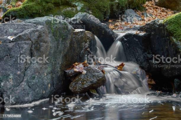 Small waterfalls in the sestil del mallo stream in the sierra de picture id1179534669?b=1&k=6&m=1179534669&s=612x612&h=2s4or0tkfitbdwmulygraztditrm83n3jxv 1p8ctt4=