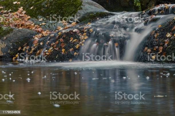 Small waterfalls in the sestil del mallo stream in the sierra de picture id1179534809?b=1&k=6&m=1179534809&s=612x612&h=qri2 dowjxspinvfwgcjaf2ue1ebvc3vmlanddjh5km=