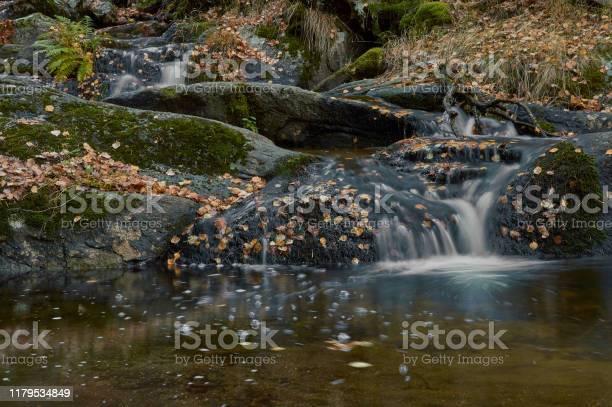 Small waterfalls in the sestil del mallo stream in the sierra de picture id1179534849?b=1&k=6&m=1179534849&s=612x612&h=xiq8dupf d4jyzn0vmcez5jpavp9waf0gagutwey40a=
