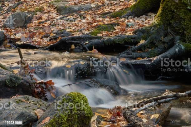 Small waterfalls in the sestil del mallo stream in the sierra de picture id1179534966?b=1&k=6&m=1179534966&s=612x612&h=rgmjrx eib2f1k5ldf udih3bqichufy6gtsrq 5fbc=