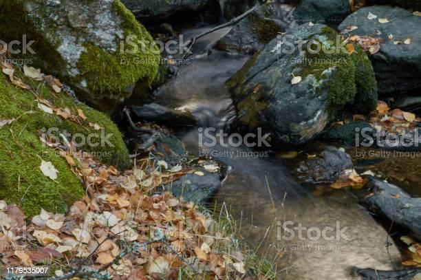 Small waterfalls in the sestil del mallo stream in the sierra de picture id1179535007?b=1&k=6&m=1179535007&s=612x612&h=gqixtk53xzi7vetrvov7owfsdzwwxlttn humyeb4m0=