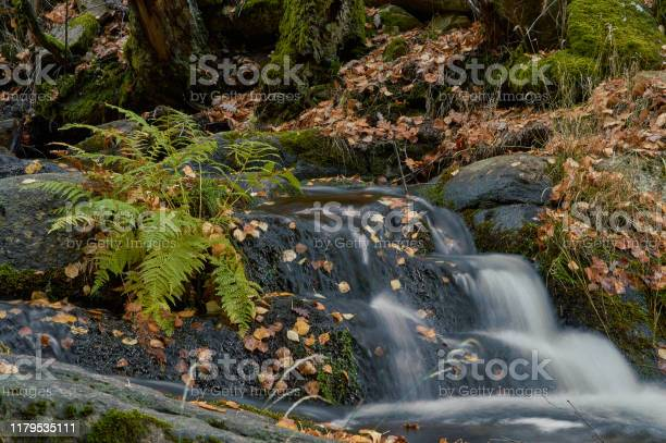 Small waterfalls in the sestil del mallo stream in the sierra de picture id1179535111?b=1&k=6&m=1179535111&s=612x612&h=j39bsndmtnvctluleaa9ukbxccefftjkphvat1bbfpa=