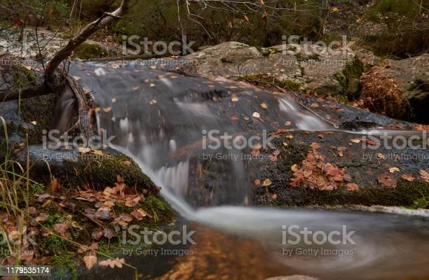 Small waterfalls in the sestil del mallo stream in the sierra de picture id1179535174?b=1&k=6&m=1179535174&s=612x612&h=yqfayirjey03mmhjva33a79tlivl wl8ndnfptejopa=