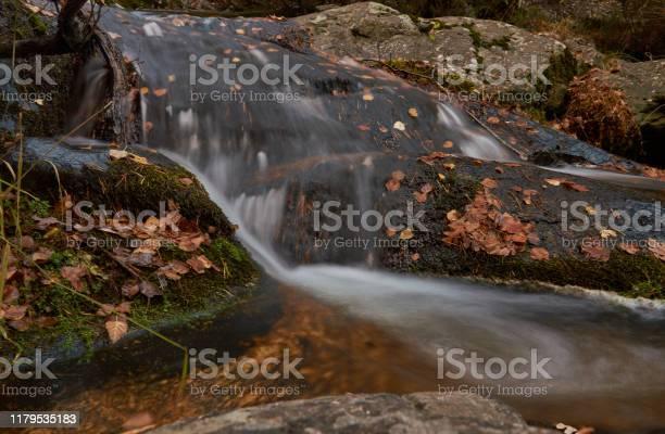 Small waterfalls in the sestil del mallo stream in the sierra de picture id1179535183?b=1&k=6&m=1179535183&s=612x612&h=1d zajnkazo4roilhzawnb2z20nocoity6qyj3xhtd4=