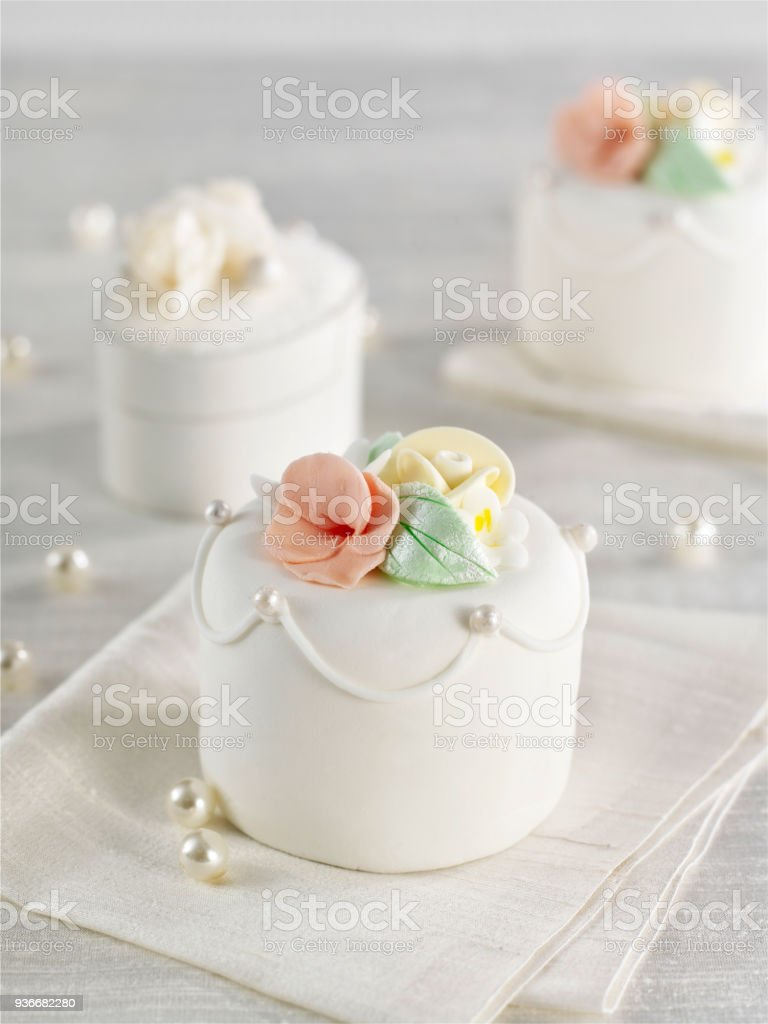 Small wedding cake portions stock photo more pictures of small wedding cake portions royalty free stock photo junglespirit Images