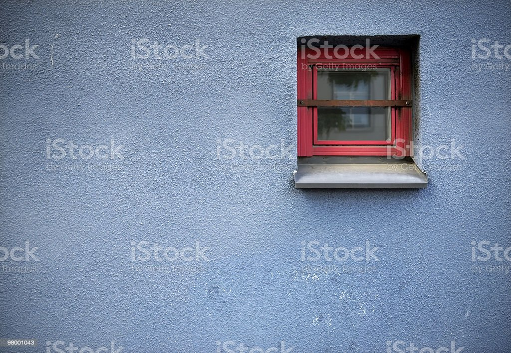 Small window royalty-free stock photo