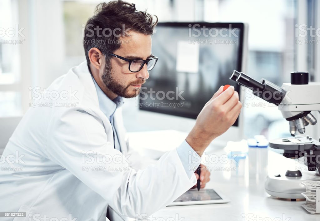 Small yet important stock photo