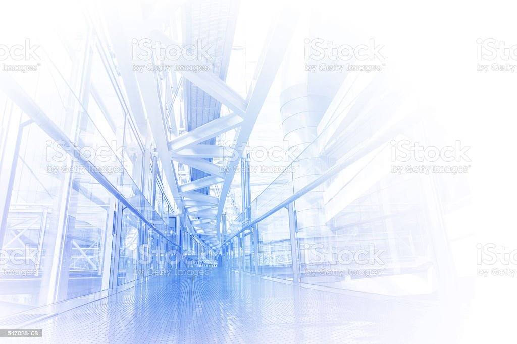 smart building and mesh network stock photo