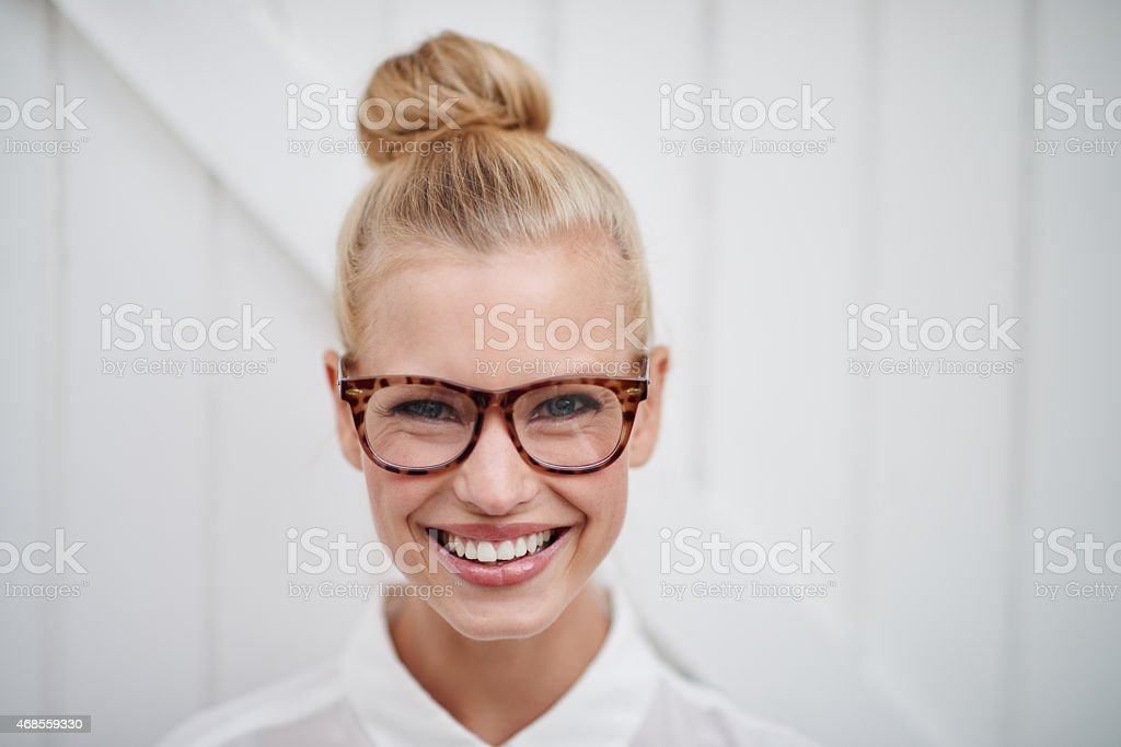 Smart casual stock photo