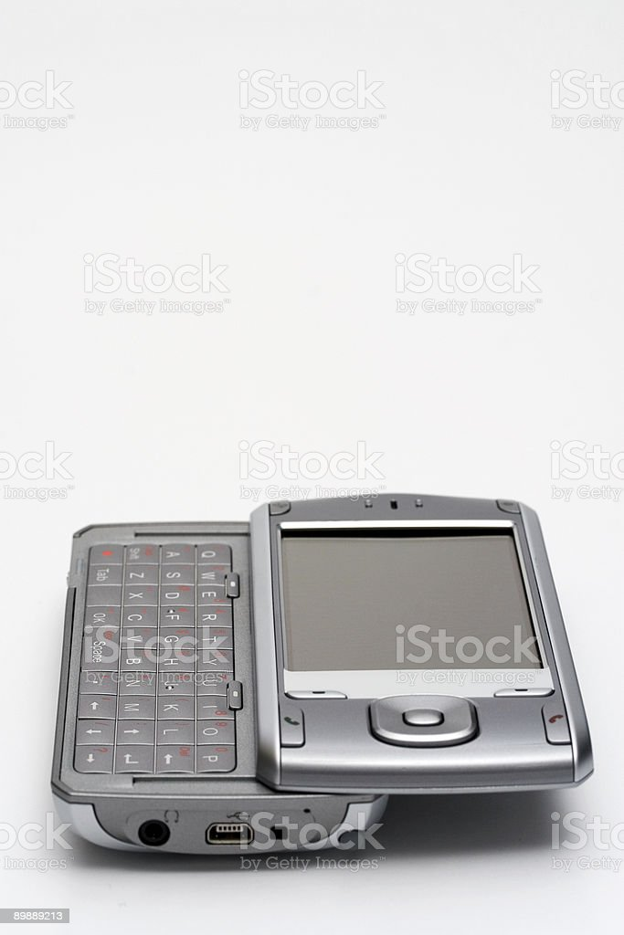 Smart Cell Phone royalty-free stock photo