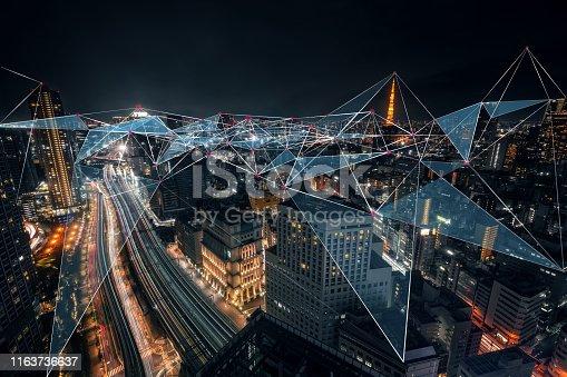 Asia, Japan, Tokyo - Japan, 5G, Abstract