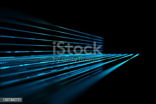 1082409706 istock photo smart city and  Digital landscape in  cyber world.3d illustration 1207302721
