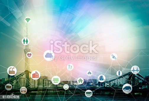 istock smart city and internet of things 614342628