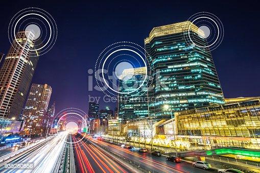 691790416istockphoto smart city 935280856