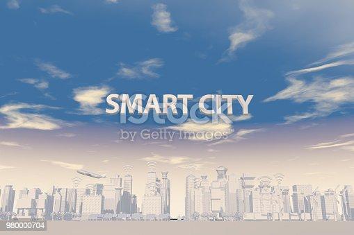 istock Smart City 980000704
