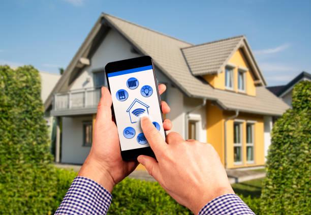 Smart Home und Fernbedienung – Foto