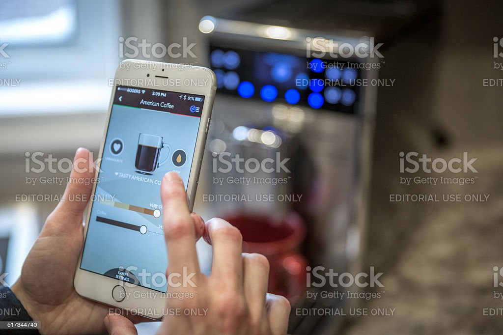 Smart Homes stock photo
