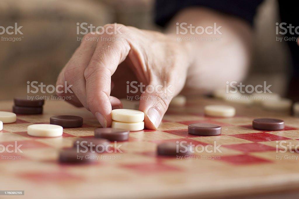 Smart Move stock photo