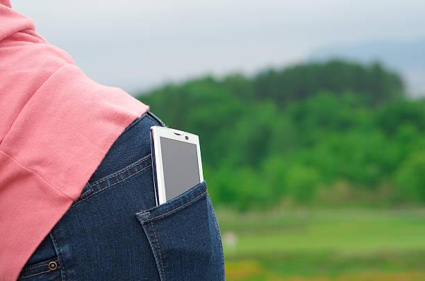 Smart telefone - foto de acervo