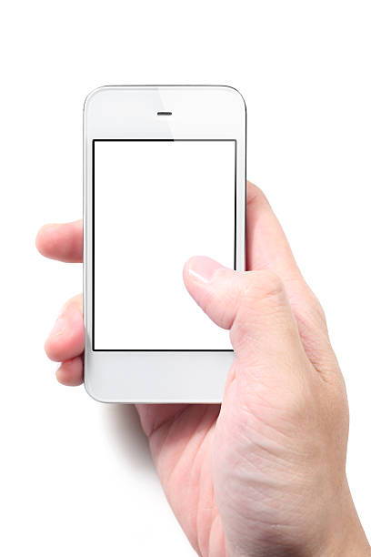 smart phone - thumb stock photos and pictures